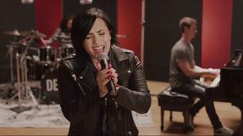 NAMI Be Vocal: Speak Up for Mental Health TV Spot, 'Change' Ft. Demi Lovato - Thumbnail 6