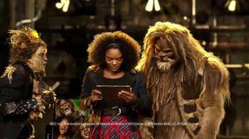 XFINITY X1 TV Spot, 'NBC: The Wiz Live!' Feat. Shanice Williams, Ne-Yo