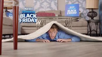 Aaron's 7 Days of Black Friday TV Spot, 'Brilliant Idea'