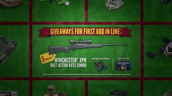 Cabela's Black Friday Doorbuster Sale TV Spot, 'Safe, Ammunition and Rifle' - Thumbnail 8