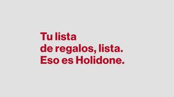 Verizon TV Spot, 'Lista de regalos: un tablet' [Spanish] - Thumbnail 6