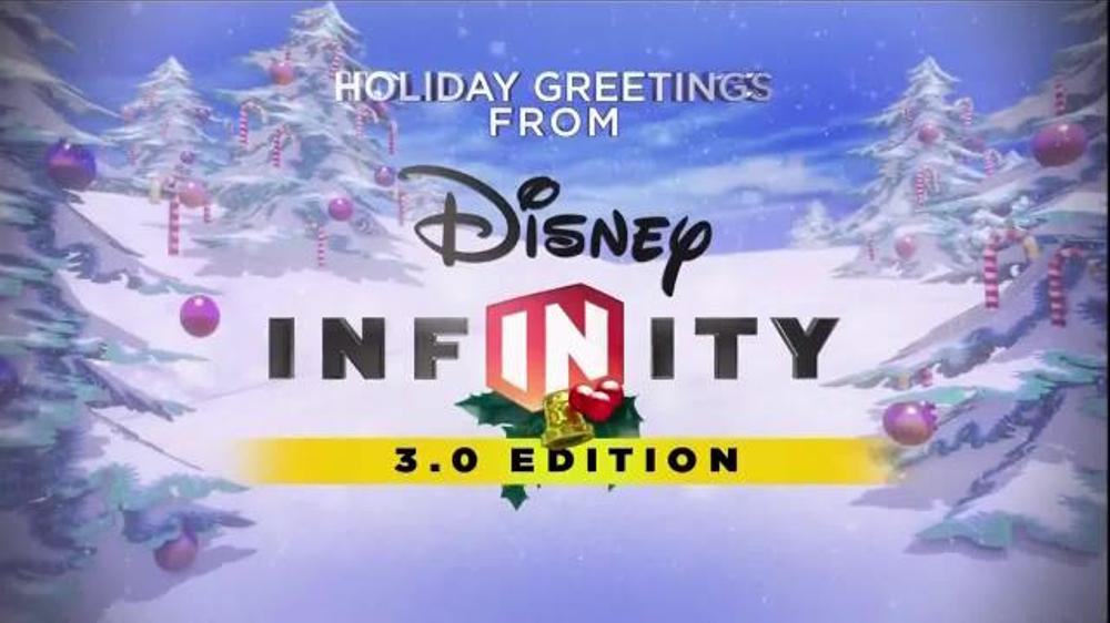 disney infinity 30 tv commercial 12 days of disney infinity ispottv