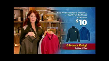 Bass Pro Shops Black Friday Sale TV Spot, 'Fleeces and Pet Beds' - Thumbnail 5