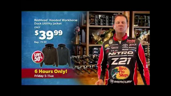 Bass Pro Shops Black Friday Sale TV Spot, 'Fleeces and Pet Beds' - Thumbnail 6