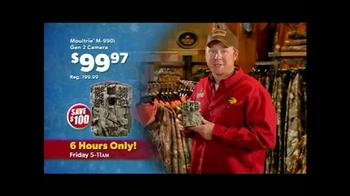 Bass Pro Shops Black Friday Sale TV Spot, 'Fleeces and Pet Beds' - Thumbnail 9