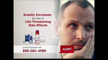 Gold Shield Group TV Spot, 'Prescription Testosterone Side Effects' - 4 commercial airings