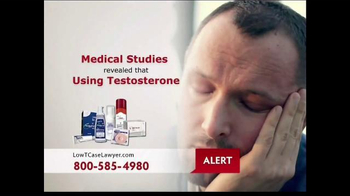 Gold Shield Group TV Spot, 'Prescription Testosterone Side Effects' - Thumbnail 4