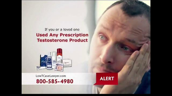 Gold Shield Group TV Spot, 'Prescription Testosterone Side Effects' - Thumbnail 6