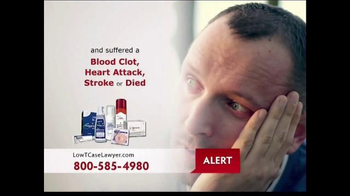 Gold Shield Group TV Spot, 'Prescription Testosterone Side Effects' - Thumbnail 7