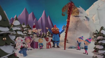 Denny's Rudolph Pancakes TV Spot, 'Sabores del navideño' [Spanish] - Thumbnail 3