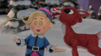 Denny's Rudolph Pancakes TV Spot, 'Sabores del navideño' [Spanish] - Thumbnail 4