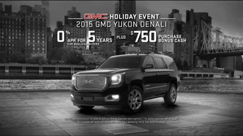 GMC Holiday Event TV Spot, 'Sharp' Song by The Who - Thumbnail 8