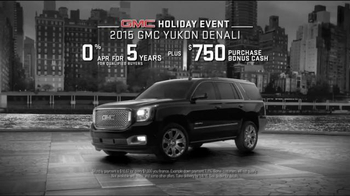 GMC Holiday Event TV Spot, 'Sharp' Song by The Who - 416 commercial airings