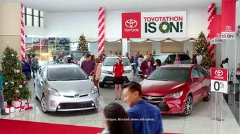 Toyota Toyotathon TV Spot, 'Toyotathon Rocks' - Thumbnail 1