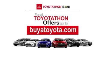 Toyota Toyotathon TV Spot, 'Toyotathon Rocks' - Thumbnail 5