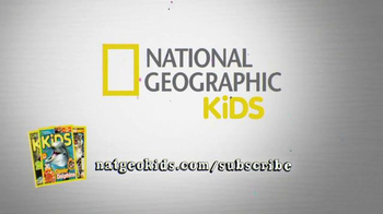 National Geographic Kids TV Spot, 'Fun Facts' - Thumbnail 7