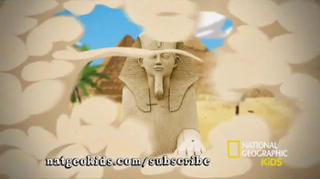 National Geographic Kids TV Spot, 'Fun Facts' - Thumbnail 5