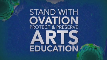 Ovation TV Spot, 'Art Everywhere' - Thumbnail 8