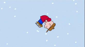 Teleflora TV Spot, 'Peanuts: Ice Skating' Song by Vince Guaraldi Trio - Thumbnail 4