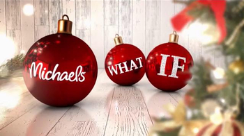 Michaels TV Spot, 'Holiday Gift Inspirations at Michaels' - Thumbnail 1