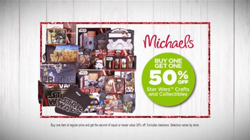 Michaels TV Spot, 'Holiday Gift Inspirations at Michaels' - Thumbnail 6