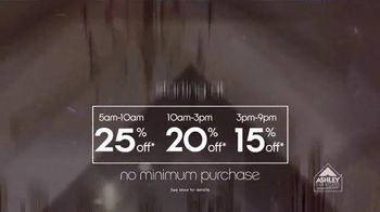 Ashley Furniture Homestore Black Friday Sale TV Spot, 'Sofas and Beds' - Thumbnail 3