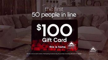 Ashley Furniture Homestore Black Friday Sale TV Spot, 'Gift Card Giveaway' - Thumbnail 5