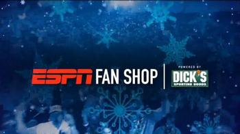 ESPN Fan Shop TV Spot, 'Gifts' - Thumbnail 2