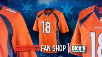 ESPN Fan Shop TV Spot, 'Gifts' - Thumbnail 3