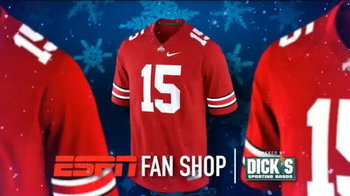 ESPN Fan Shop TV Spot, 'Gifts' - Thumbnail 5