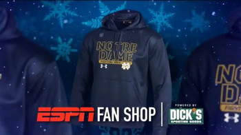 ESPN Fan Shop TV Spot, 'Gifts' - Thumbnail 6