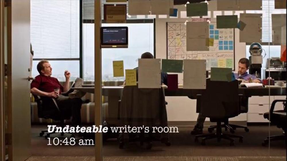 Amazon Echo TV Commercial, 'Undateable Writer's Room: Ask Alexa'