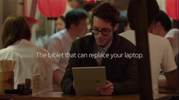 Microsoft Surface Pro 4 TV Spot, 'Doodle' - Thumbnail 10