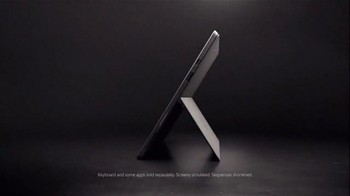 Microsoft Surface Pro 4 TV Spot, 'Doodle' - Thumbnail 3