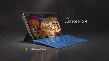 Microsoft Surface Pro 4 TV Spot, 'Doodle' - Thumbnail 9