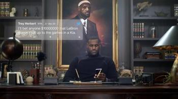 2016 Kia K900 TV Spot, 'Ten Mil' Featuring LeBron James - Thumbnail 2