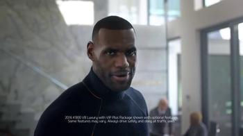2016 Kia K900 TV Spot, 'Ten Mil' Featuring LeBron James - Thumbnail 7