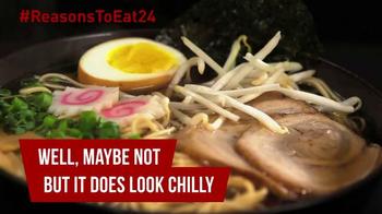 EAT24 TV Spot, 'Steamy Ramen' - 2 commercial airings