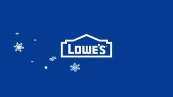 Lowe's Black Friday Deals TV Spot, 'Drills' - Thumbnail 8