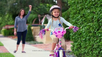 Huffy Disney Princess Bikes TV Spot, 'Fairy Tale'