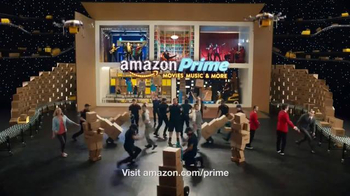 Amazon Prime TV Spot, 'More to Prime: The Musical' - Thumbnail 9