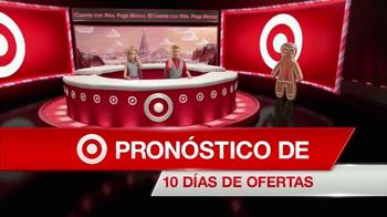 Target TV Spot, 'Ciberlunes en todo Target.com' [Spanish] - Thumbnail 1