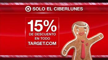 Target TV Spot, 'Ciberlunes en todo Target.com' [Spanish] - Thumbnail 5