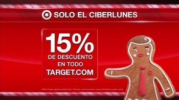 Target TV Spot, 'Ciberlunes en todo Target.com' [Spanish] - Thumbnail 2