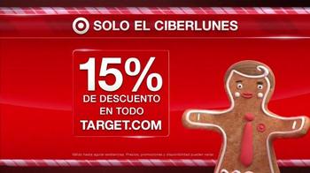 Target TV Spot, 'Ciberlunes en todo Target.com' [Spanish] - Thumbnail 3