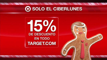 Target TV Spot, 'Ciberlunes en todo Target.com' [Spanish] - Thumbnail 4