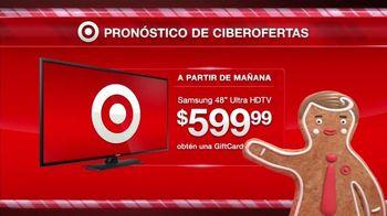 Target TV Spot, 'Ciberlunes: Ultra HDTVs' [Spanish] - 30 commercial airings