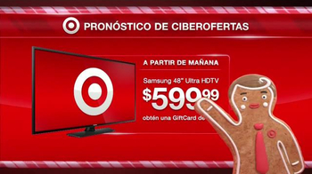 Target TV Spot, 'Ciberlunes: Ultra HDTVs' [Spanish] - Thumbnail 2