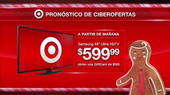 Target TV Spot, 'Ciberlunes: Ultra HDTVs' [Spanish] - Thumbnail 3