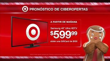 Target TV Spot, 'Ciberlunes: Ultra HDTVs' [Spanish] - Thumbnail 5